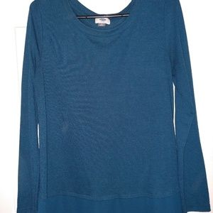 Old Navy Top With Hem Detail